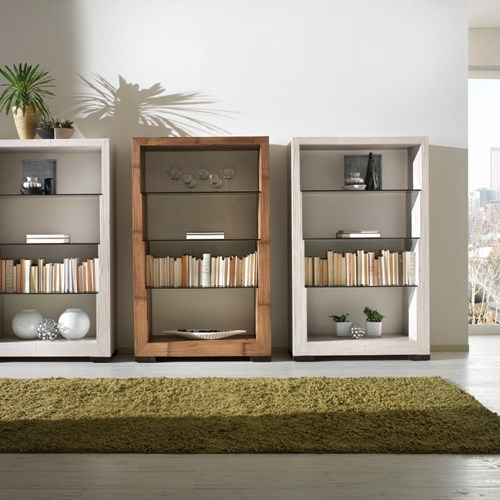 Mobili etnici bamb credenze librerie com complementi - Mobili in bamboo ...