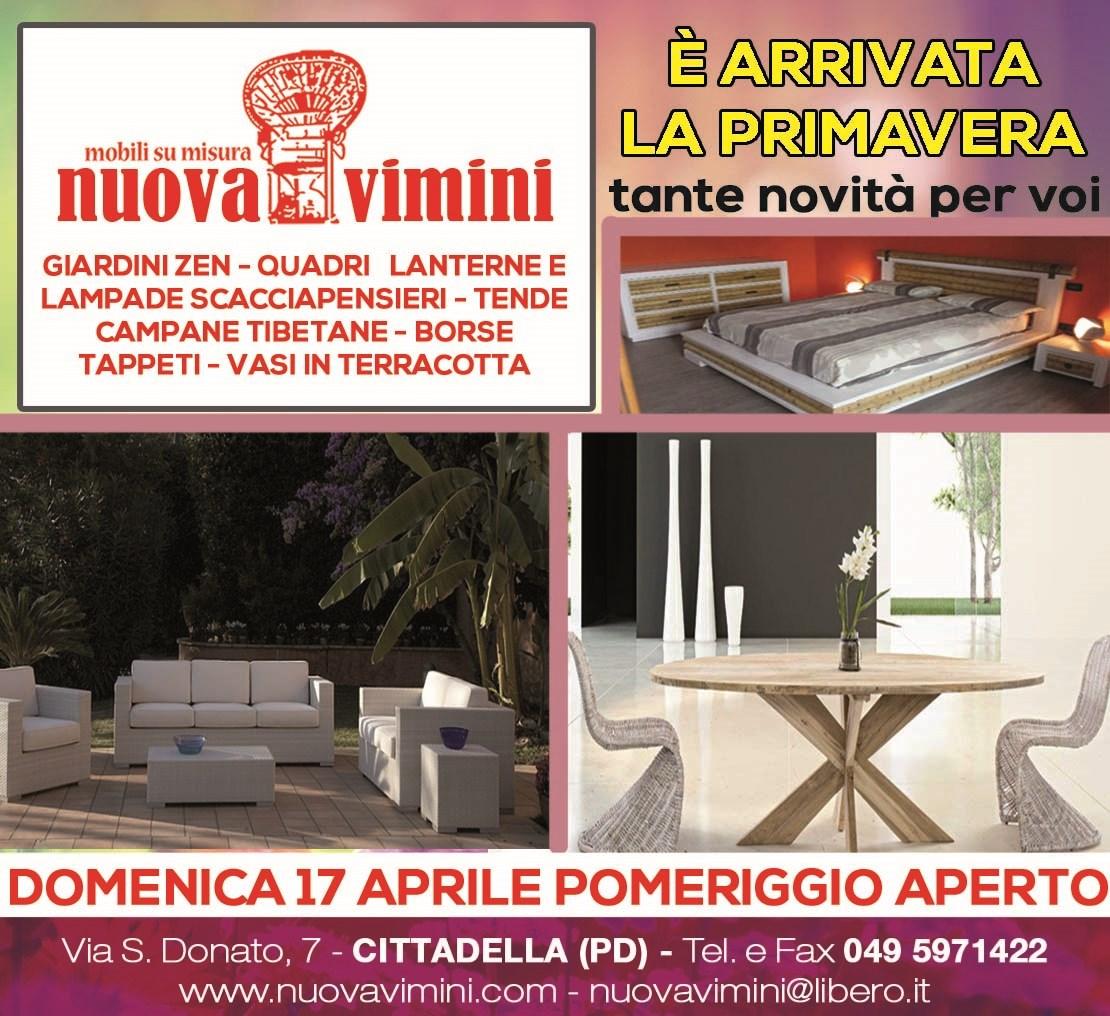 Arredamento etnico nuova vimini for Arredamento etnico padova