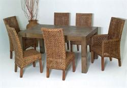 Tavoli etnici produzione e vendita tavoli etnici for Arredamento etnico padova