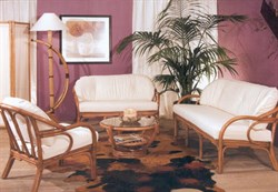 Divani rattan vendita divani rattan produzione divani for Arredamento etnico padova