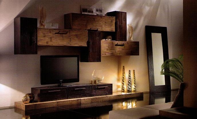 Pareti Attrezzate Color Noce Roma ~ Design Per la Casa e ...