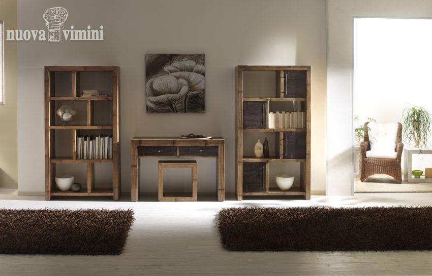Libreria essential nuova vimini for Librerie mobili offerte