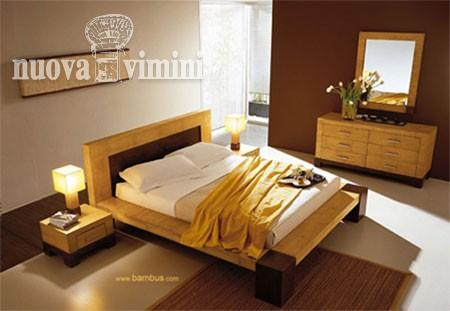 Camera bamboo camera da letto etnica - Camera da letto stile etnico ...