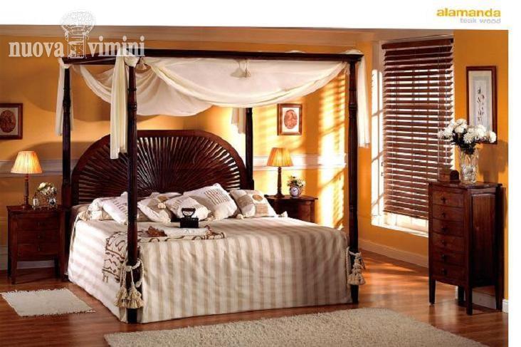 Letti A Baldacchino Ikea : Camera da letto baldacchino. stunning letto a baldacchino nella